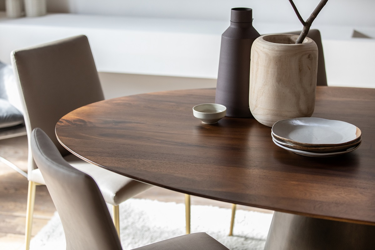 Phoenix Oval Dining Table