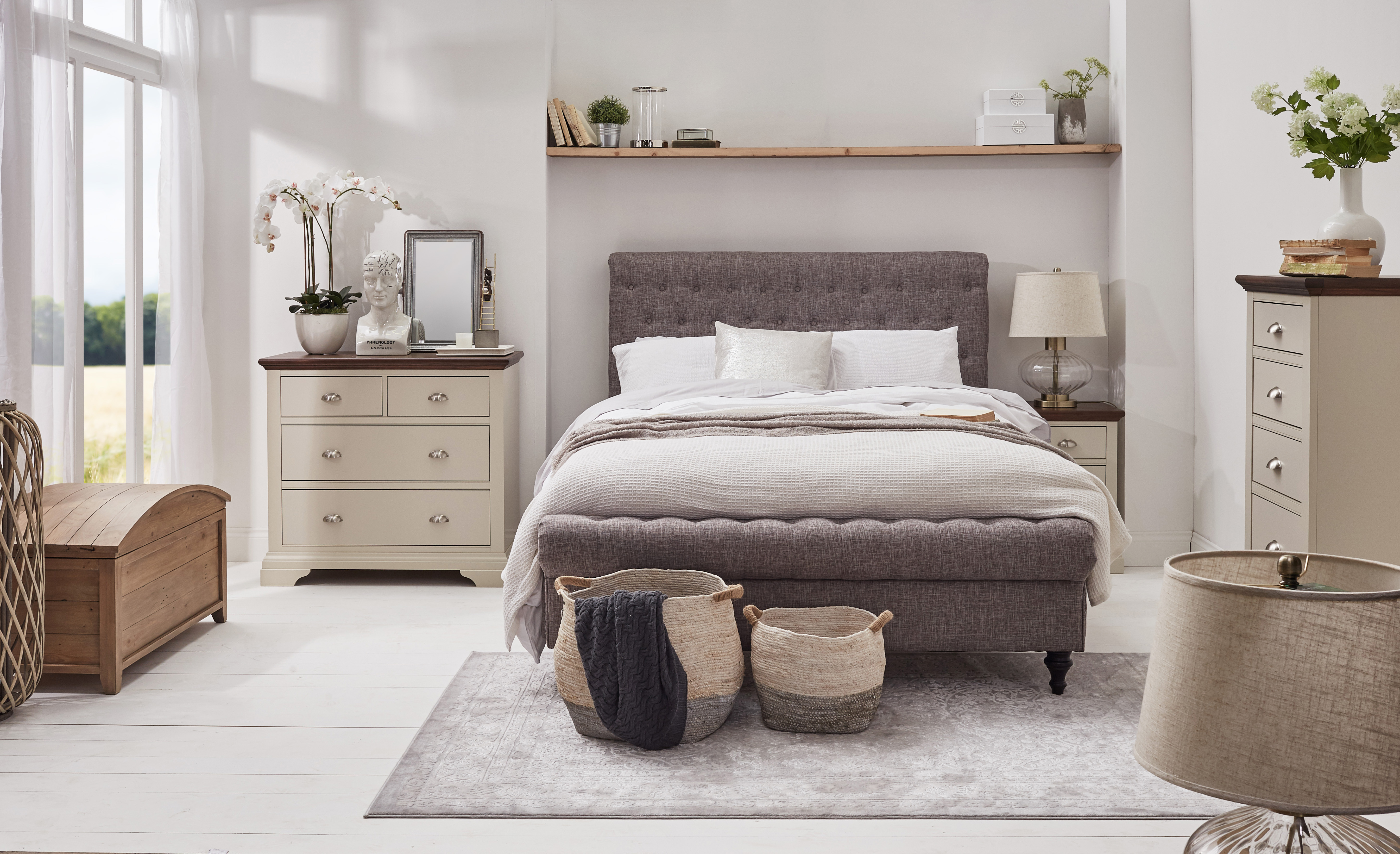 Helston Bed Frame