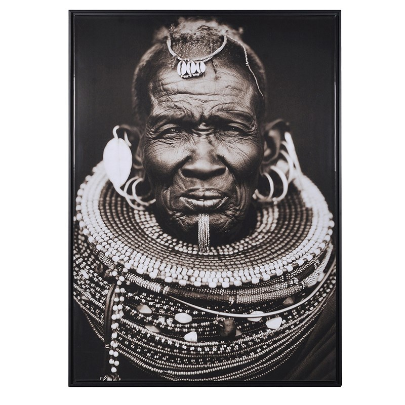 Tribal Man Picture