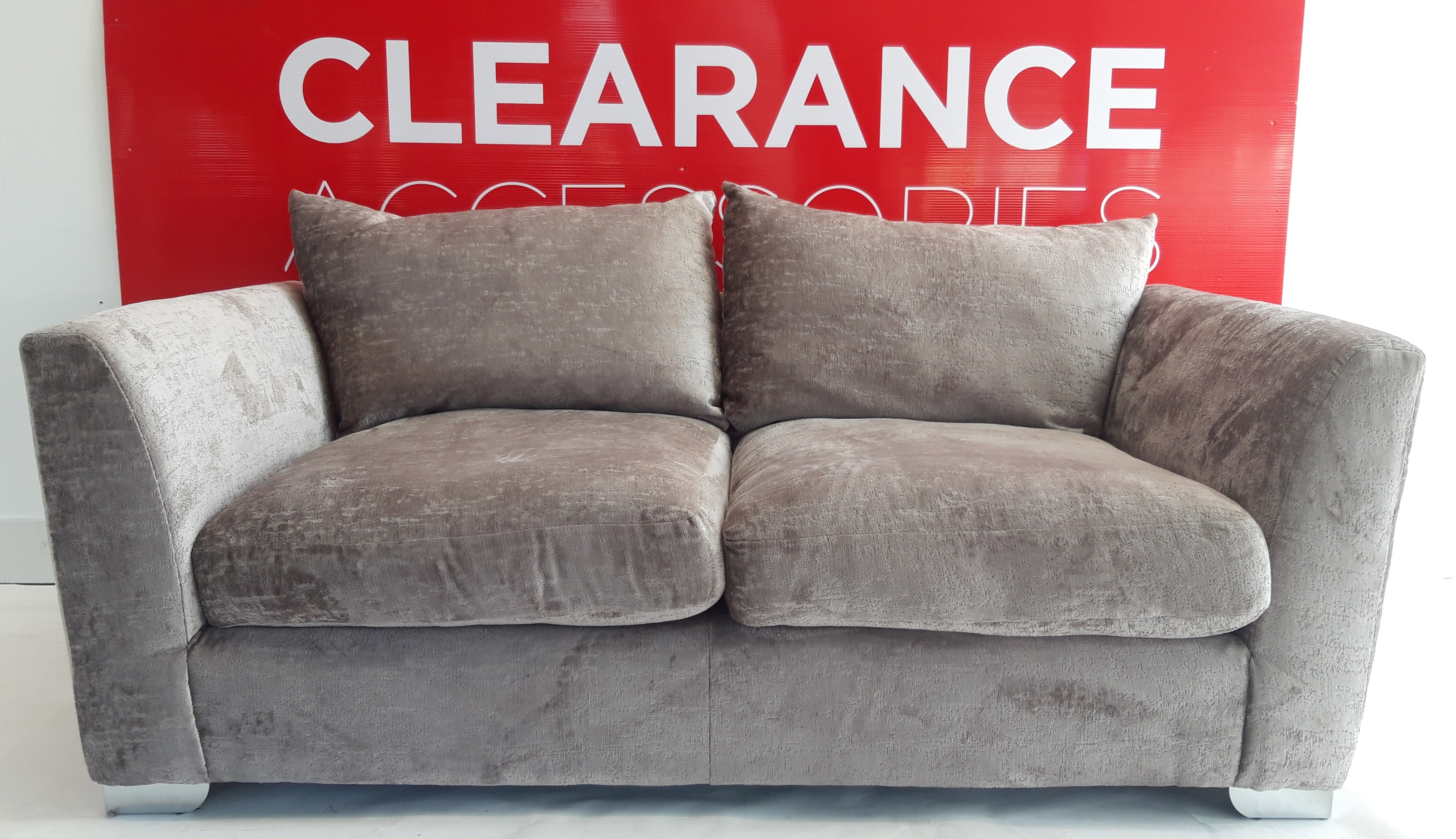 Girona 2 Seater Sofa - OUTLET
