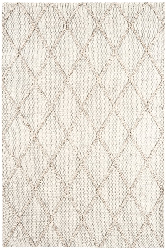 Coast Diamond Rug 02 Cream