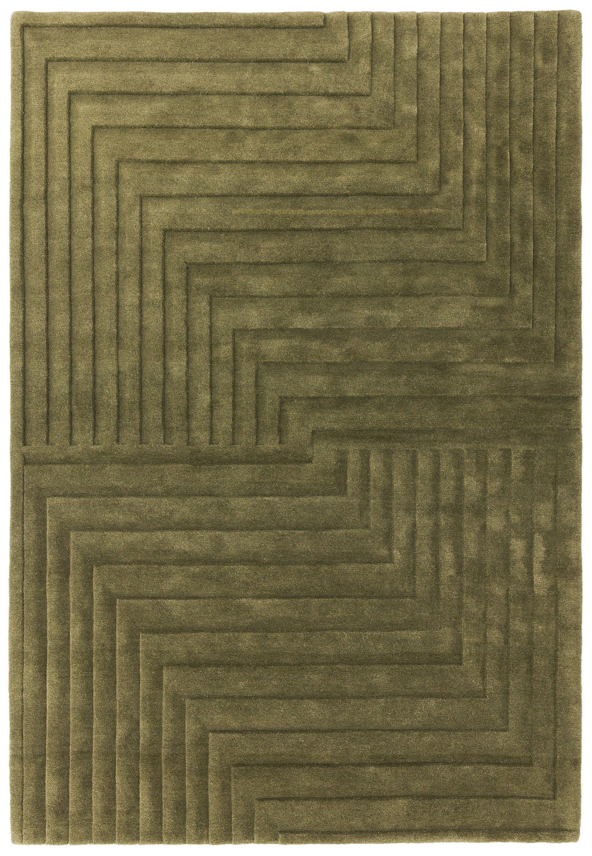 Form Rug Green