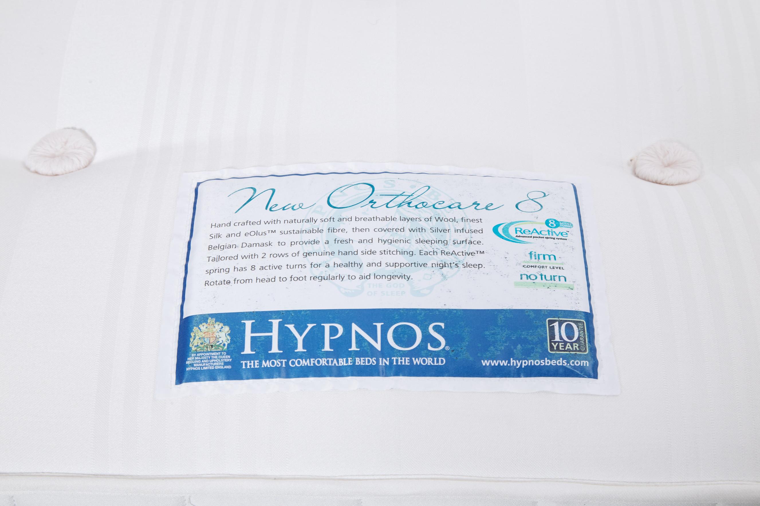Hypnos Orthocare 8 Mattress & Divan