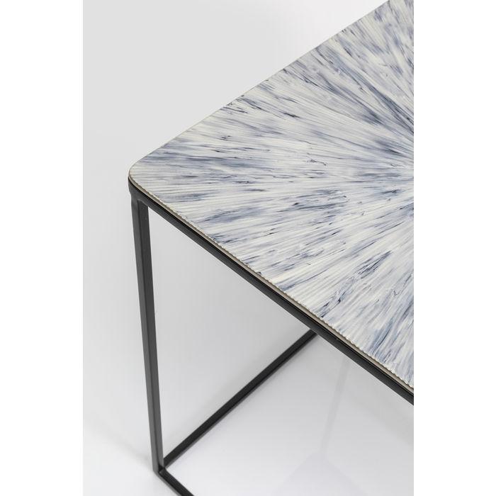 Square Side Table Set