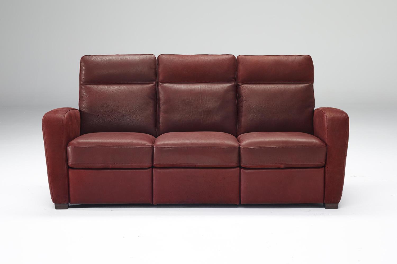 Natuzzi Emelio Recliner Sofa