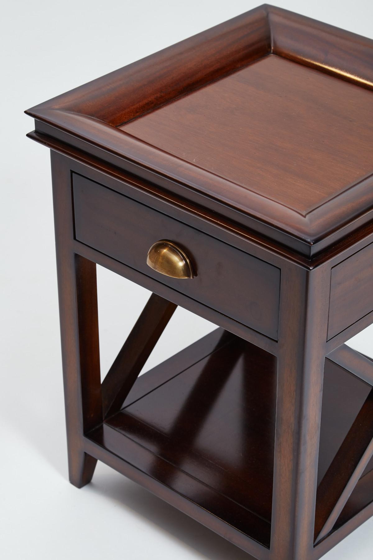 Loire Oxford Lamp Table