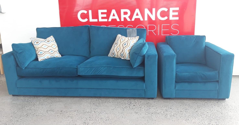 Brecon Large Sofa & Chair Bundle - OUTLET