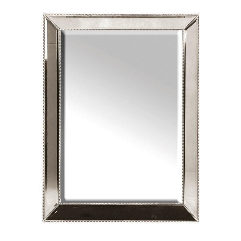 Venetian Studded Mirror