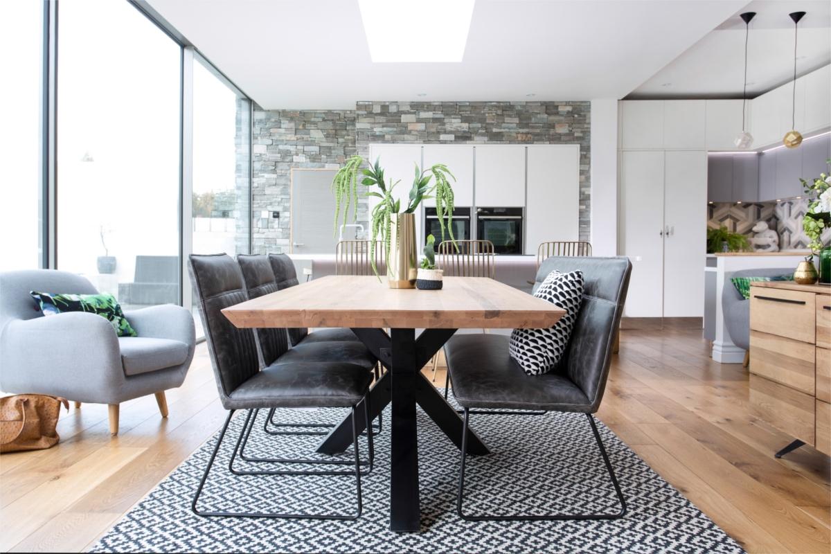 Smithfield Holburn Dining Table Small