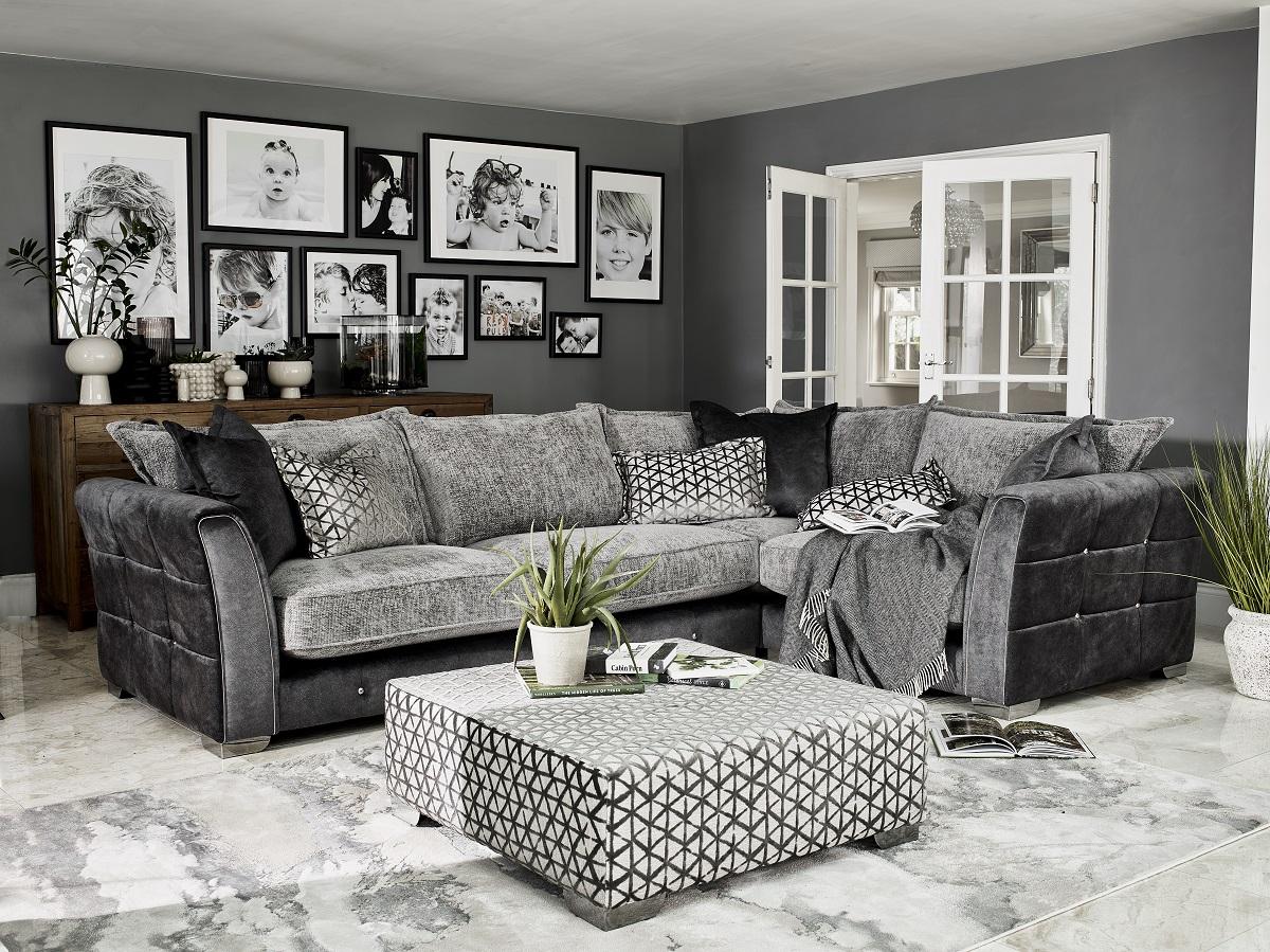 Wesley Corner Sofa