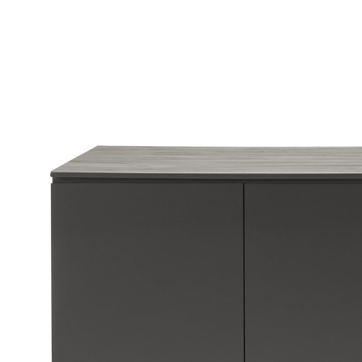Spartan 4-Door Sideboard