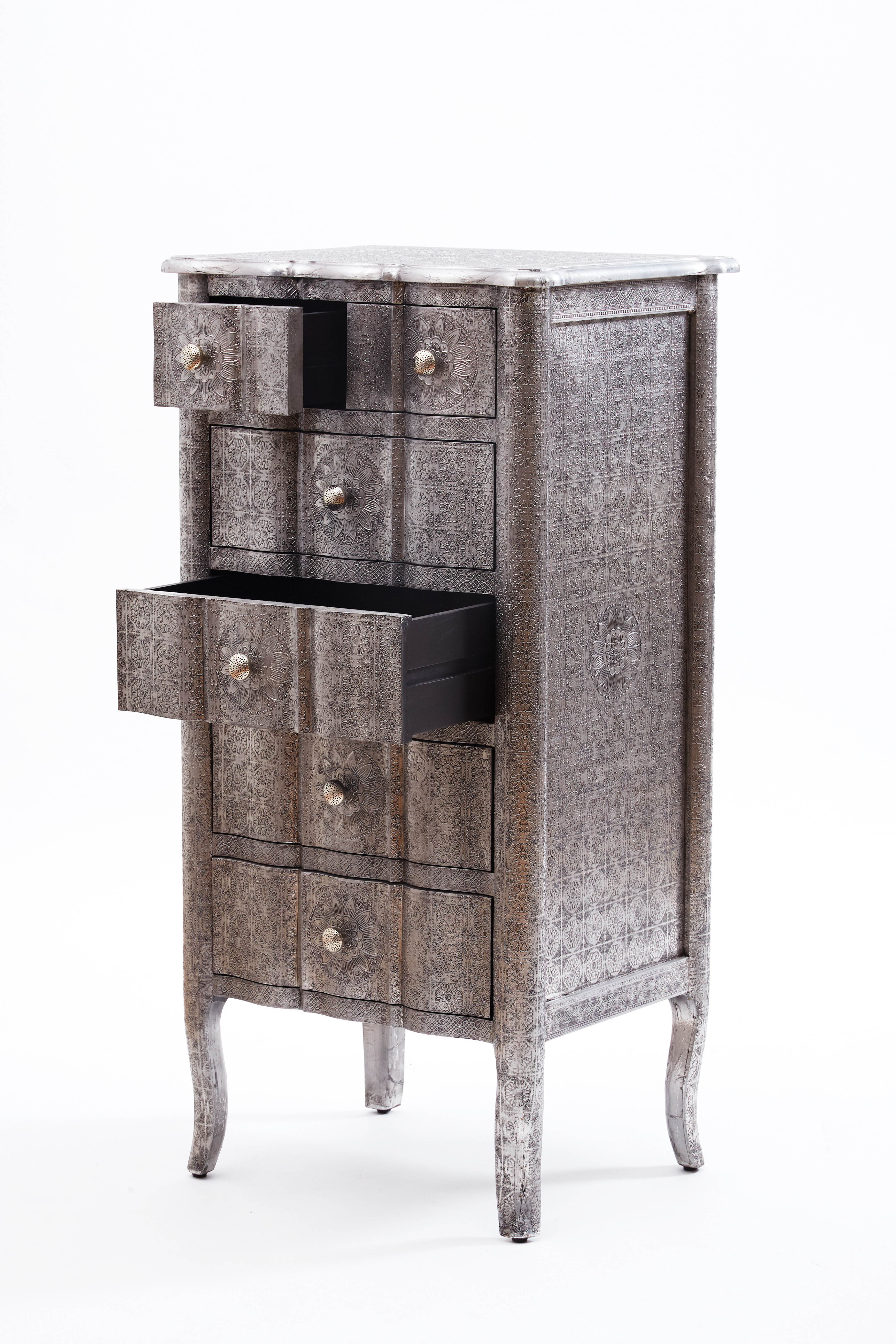 Isabella 6 Drawer Tall Chest