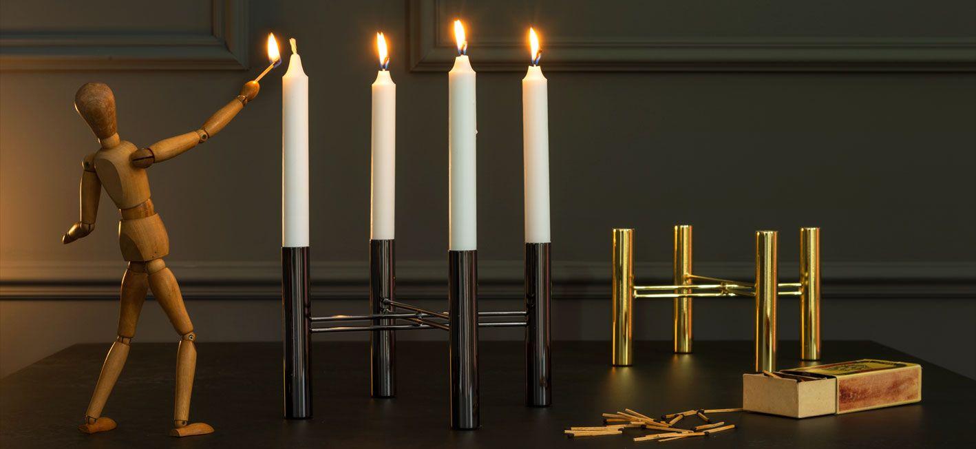 Calligaris Candle Holder