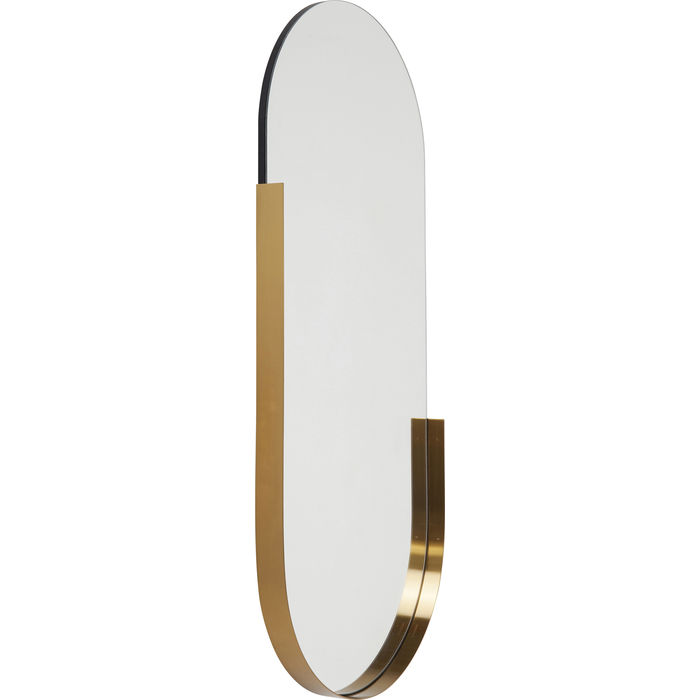 Hipster Oval Mirror
