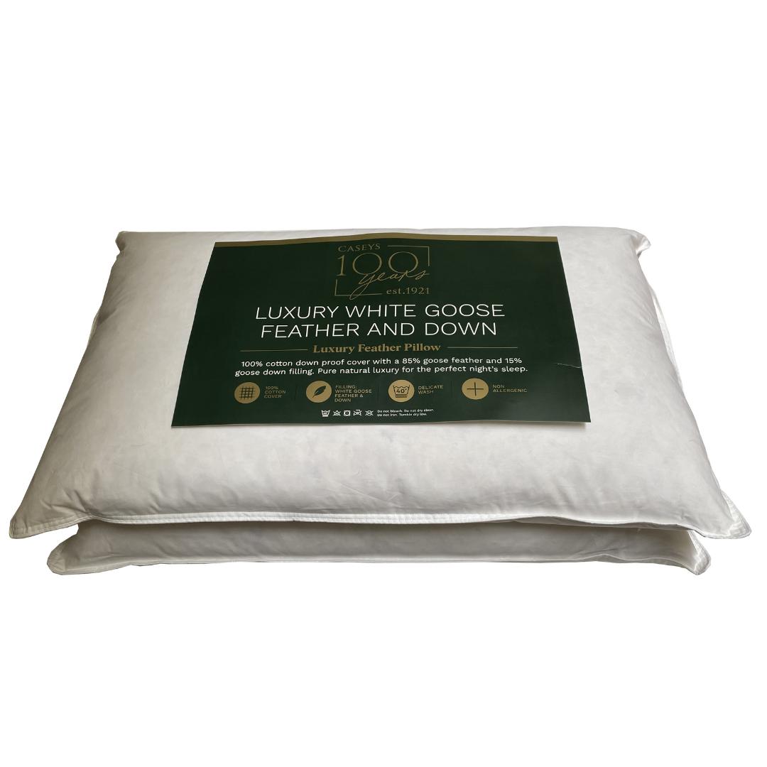 Caseys Luxury Anniversary Pillow (2 pack)