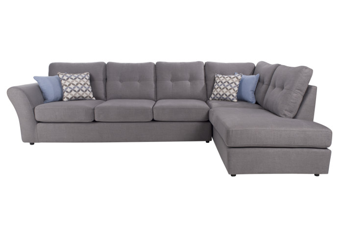 Toronto 3 Seater Chaise