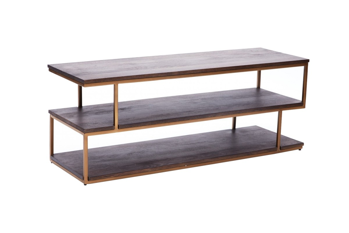 Balance Coffee Table Brass