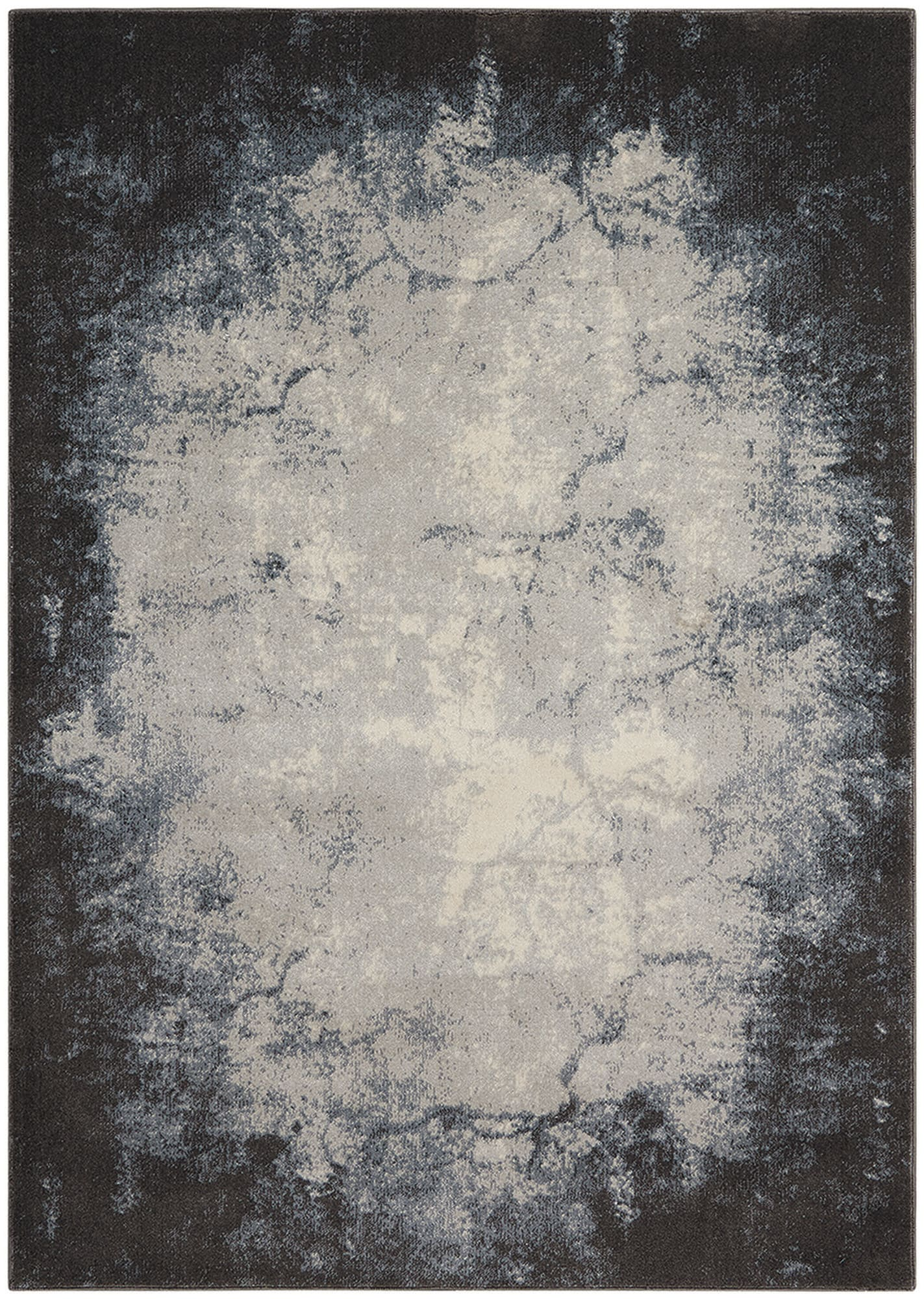 Maxell Rug MAE01 Ivory/Grey