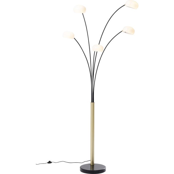 Five Fingers Duo Floor Lamp