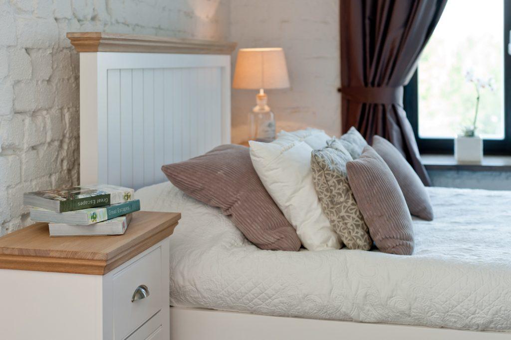 Eve Low End Bed Frame