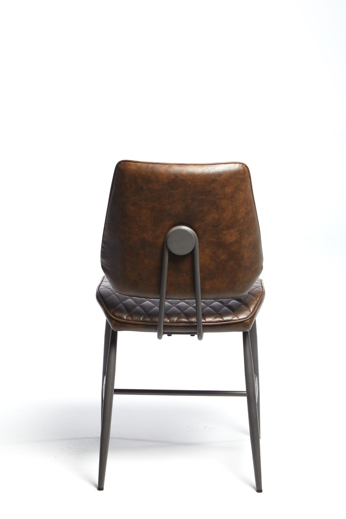 Dark Brown Isabella Dining Chair