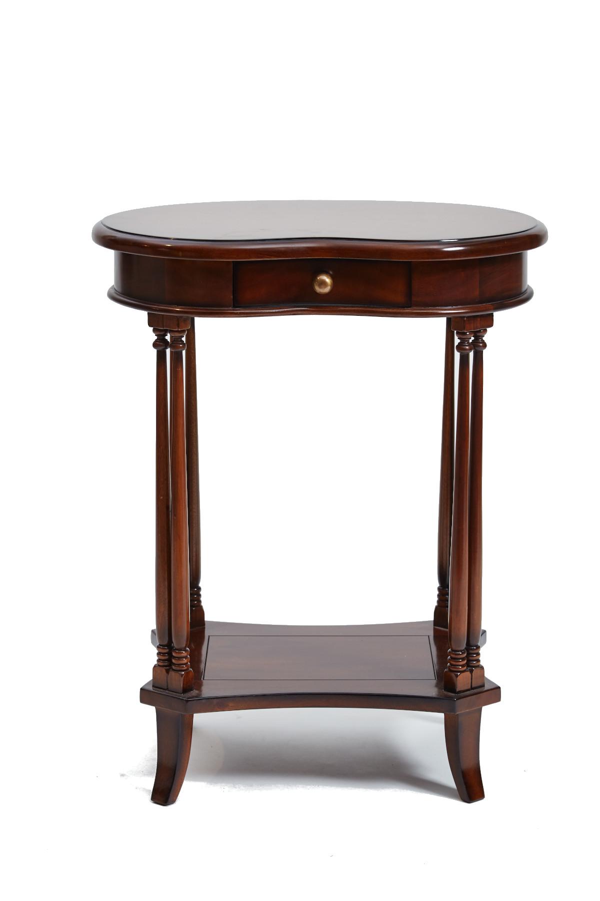 Loire Kidney Side Table