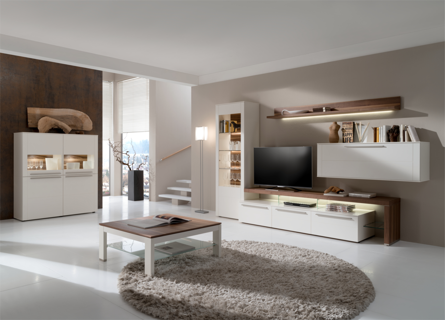 Bellano Wall Unit BE23