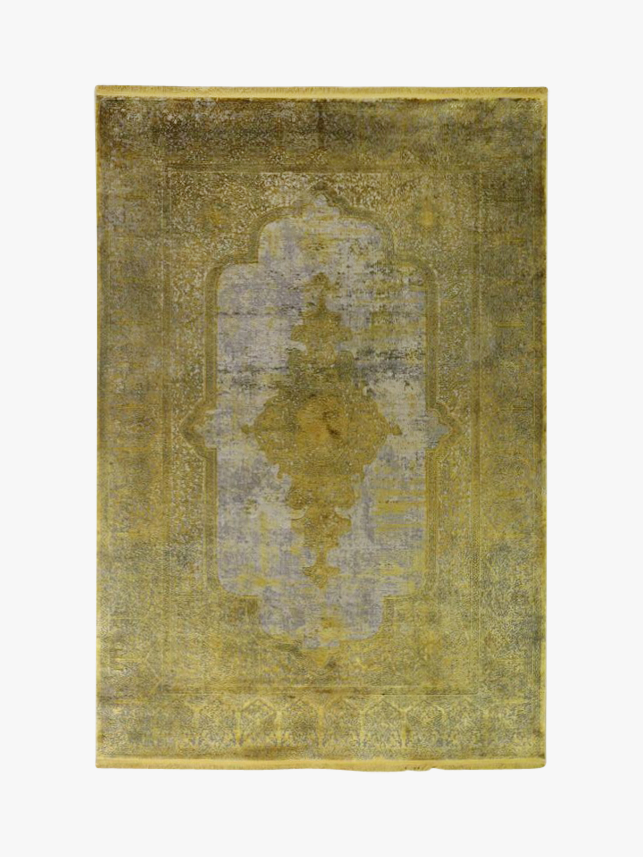 Toros Overdyed Rug Gold