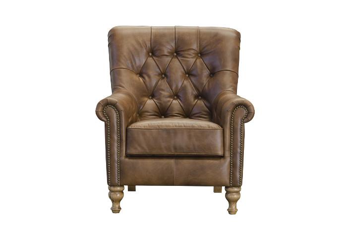 Sofia Armchair Leather