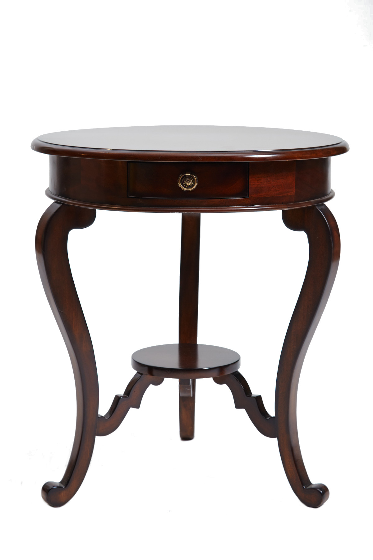 Loire Circular Lamp Table
