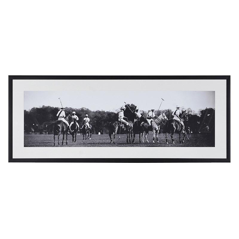 Polocrosse Game Frame