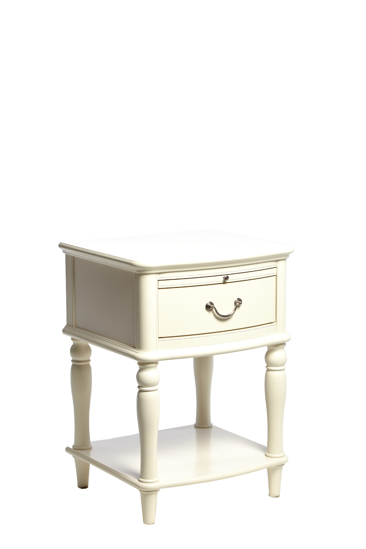Picardy 1 Drawer Bedside Chest