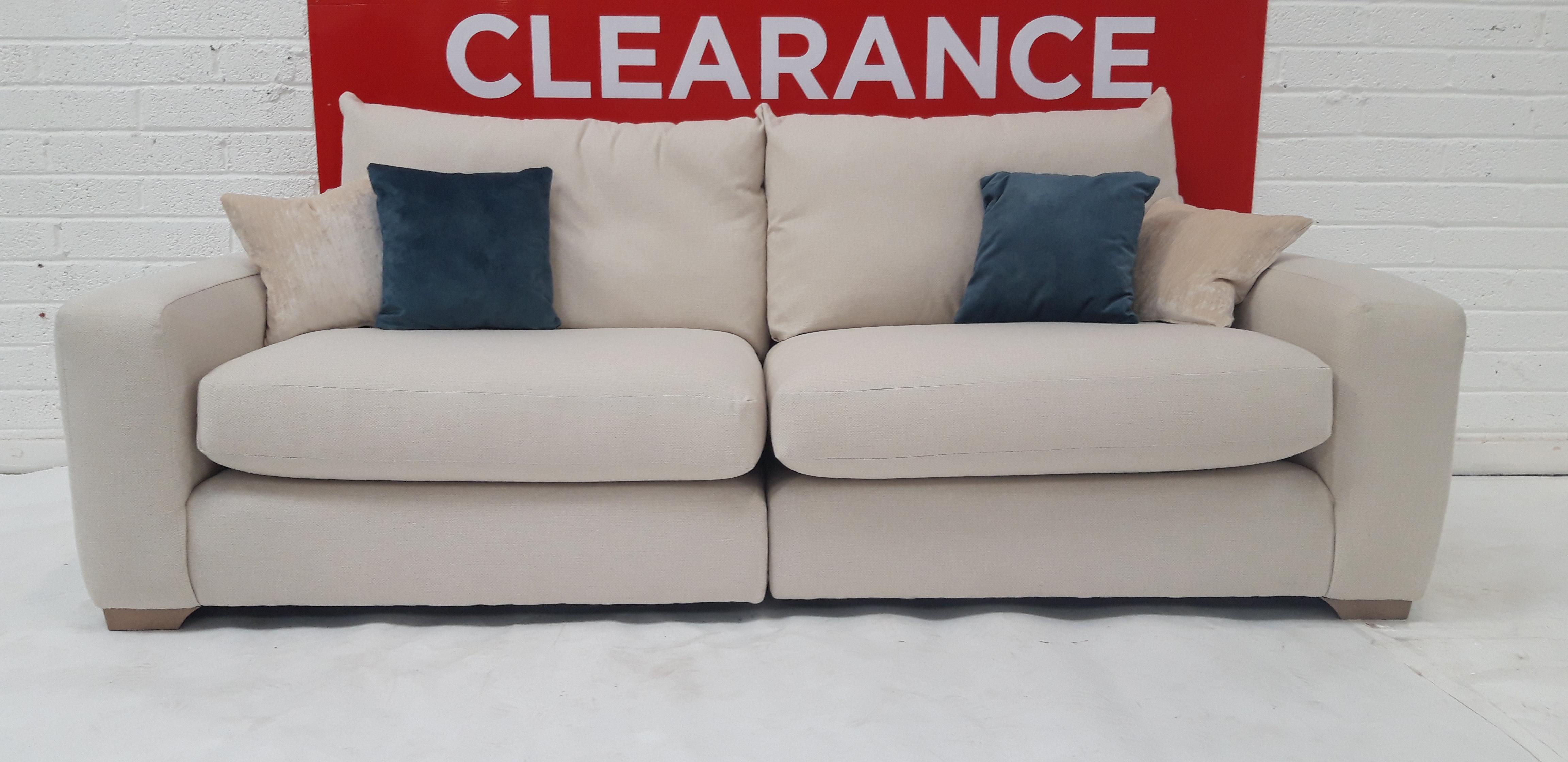 Dawson Large Split Sofa - OUTLET