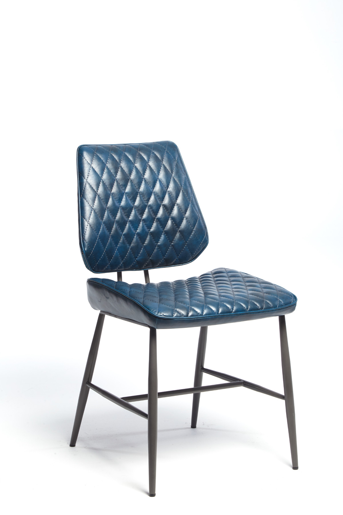 Dark Blue Isabella Dining Chair