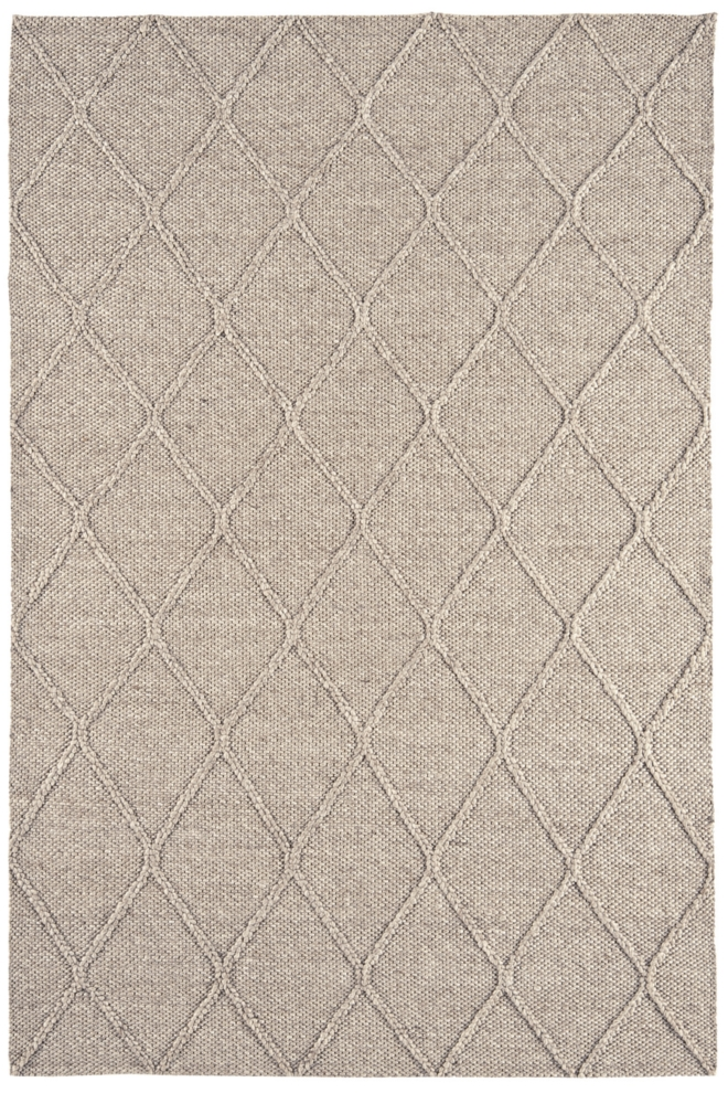 Diamond Coast Camel Rug
