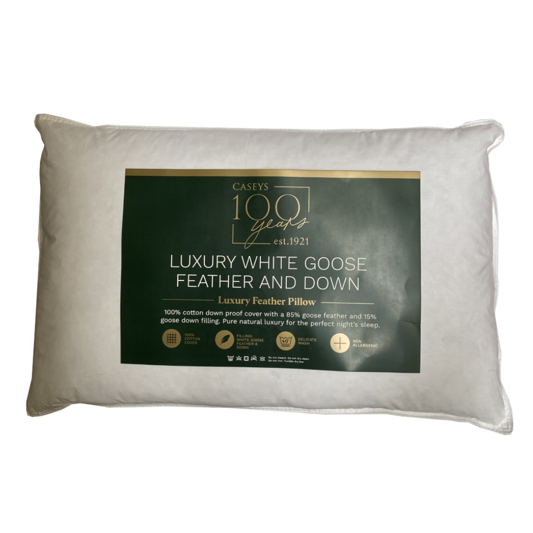 Caseys Luxury Anniversary Pillow (2 pack)