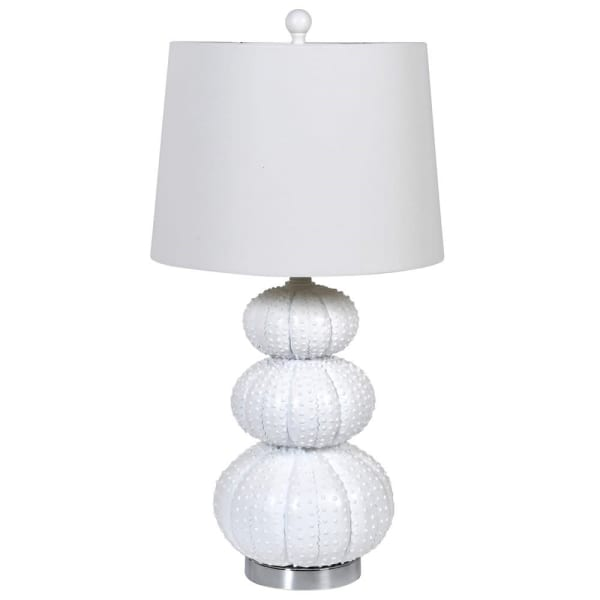 Sea Urchin Style Lamp