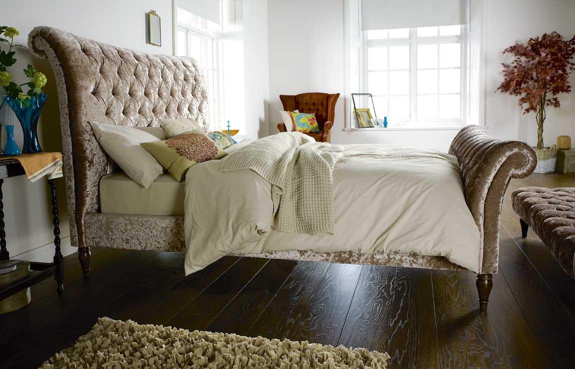 Jasper High End Bed Frame