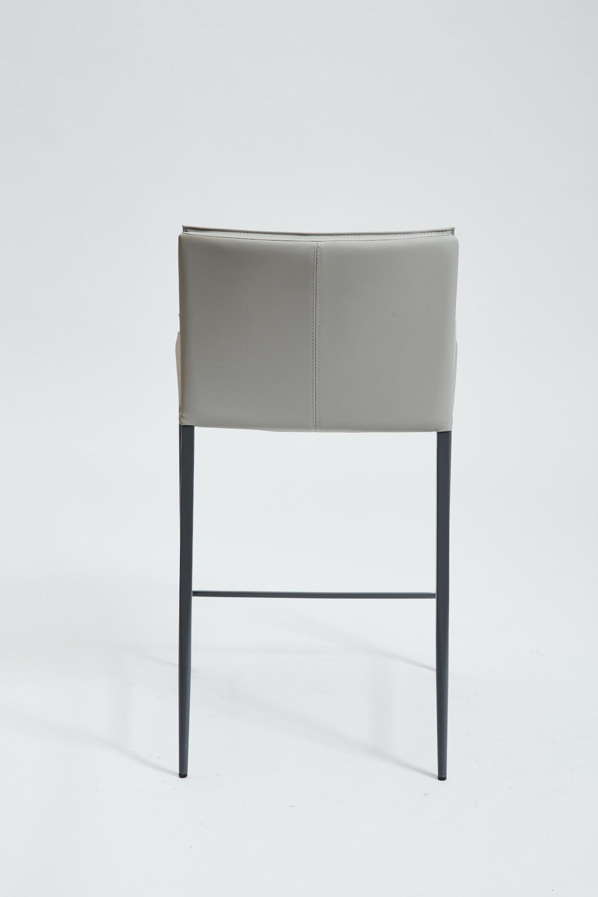 Maxsoft Counter Stool - Grey