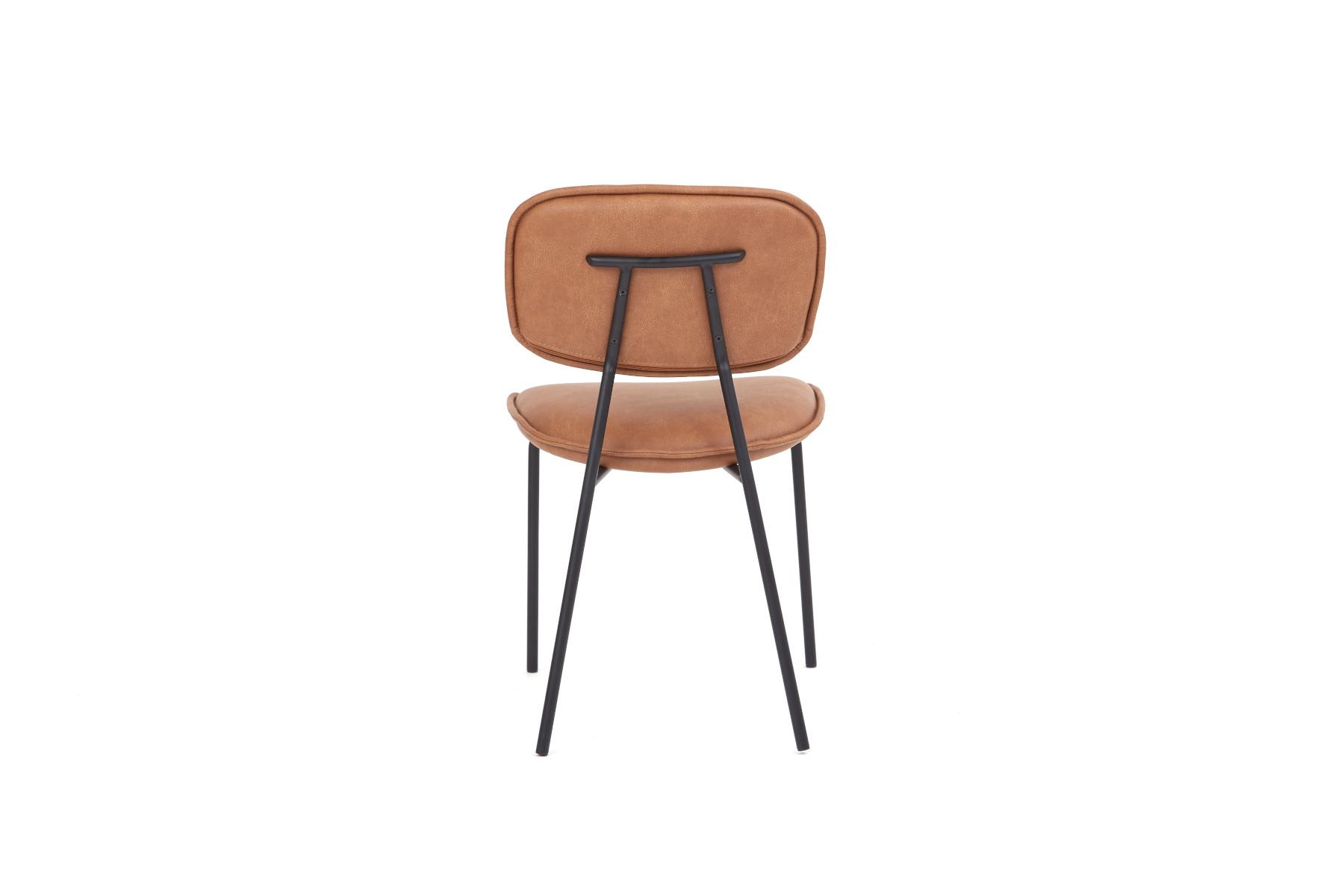 Logan Brown Dining Chair