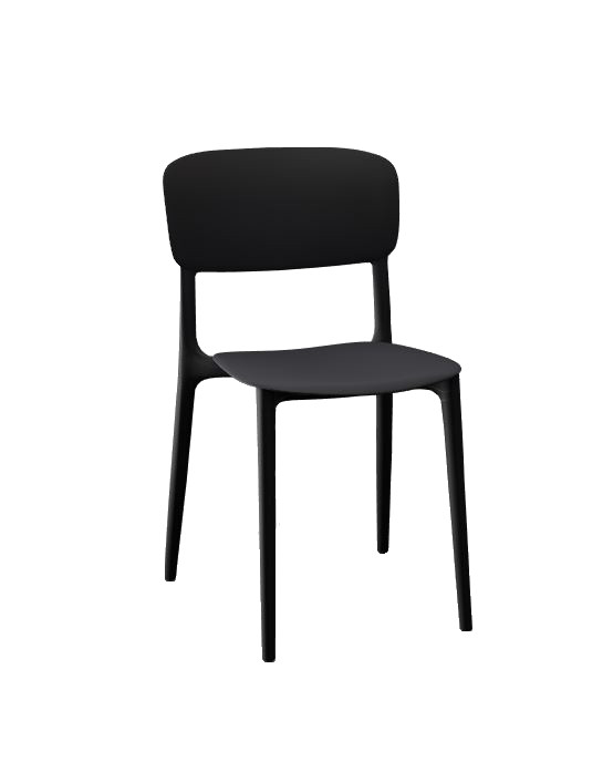 Calligaris Liberty Chair Black