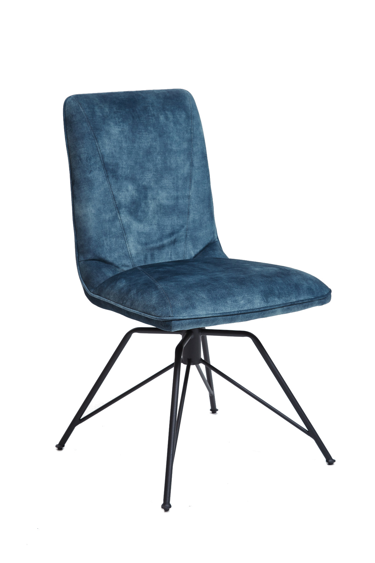 Carter Teal Dining Chair