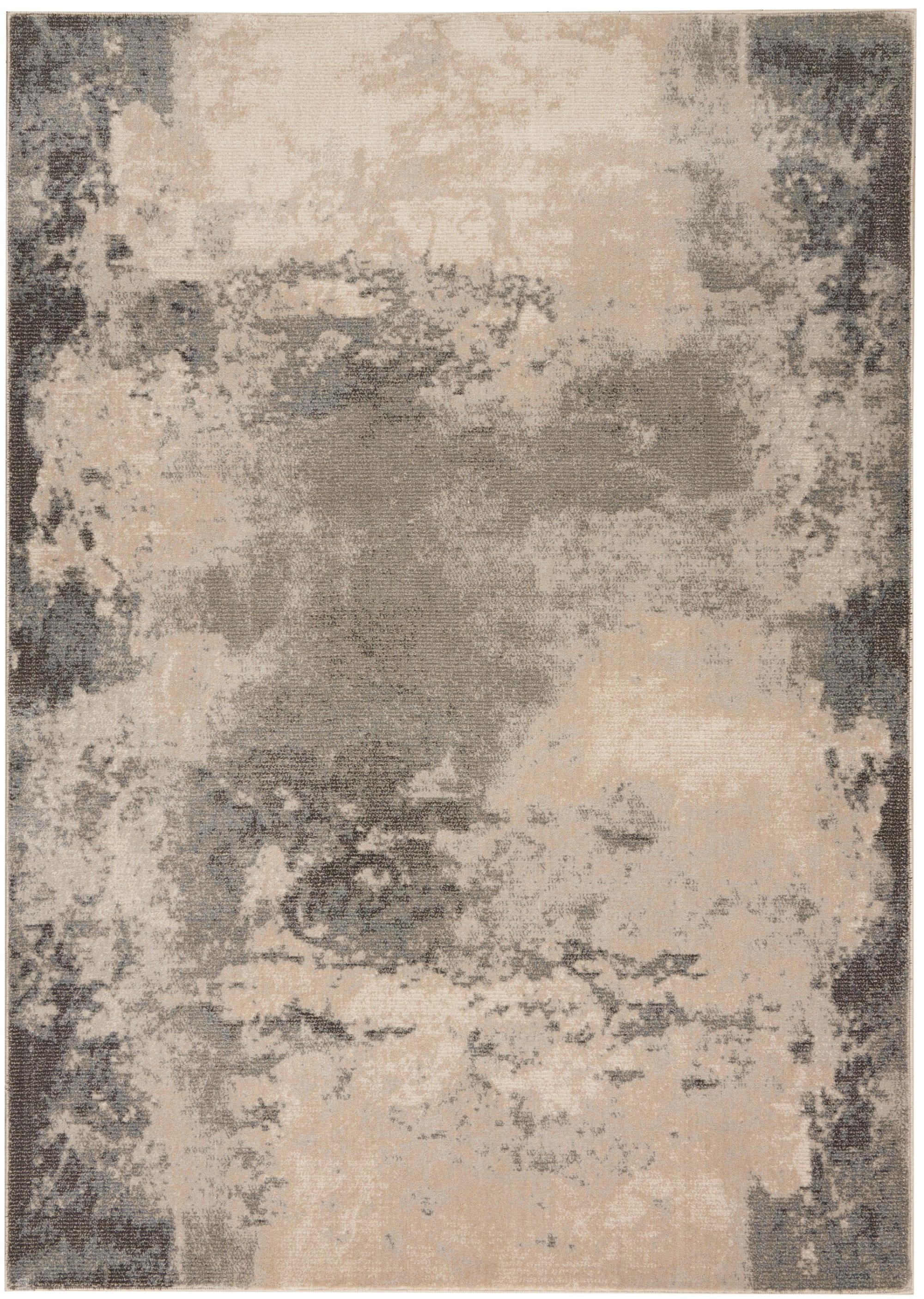 Maxell Rug MAE12 Ivory/Grey