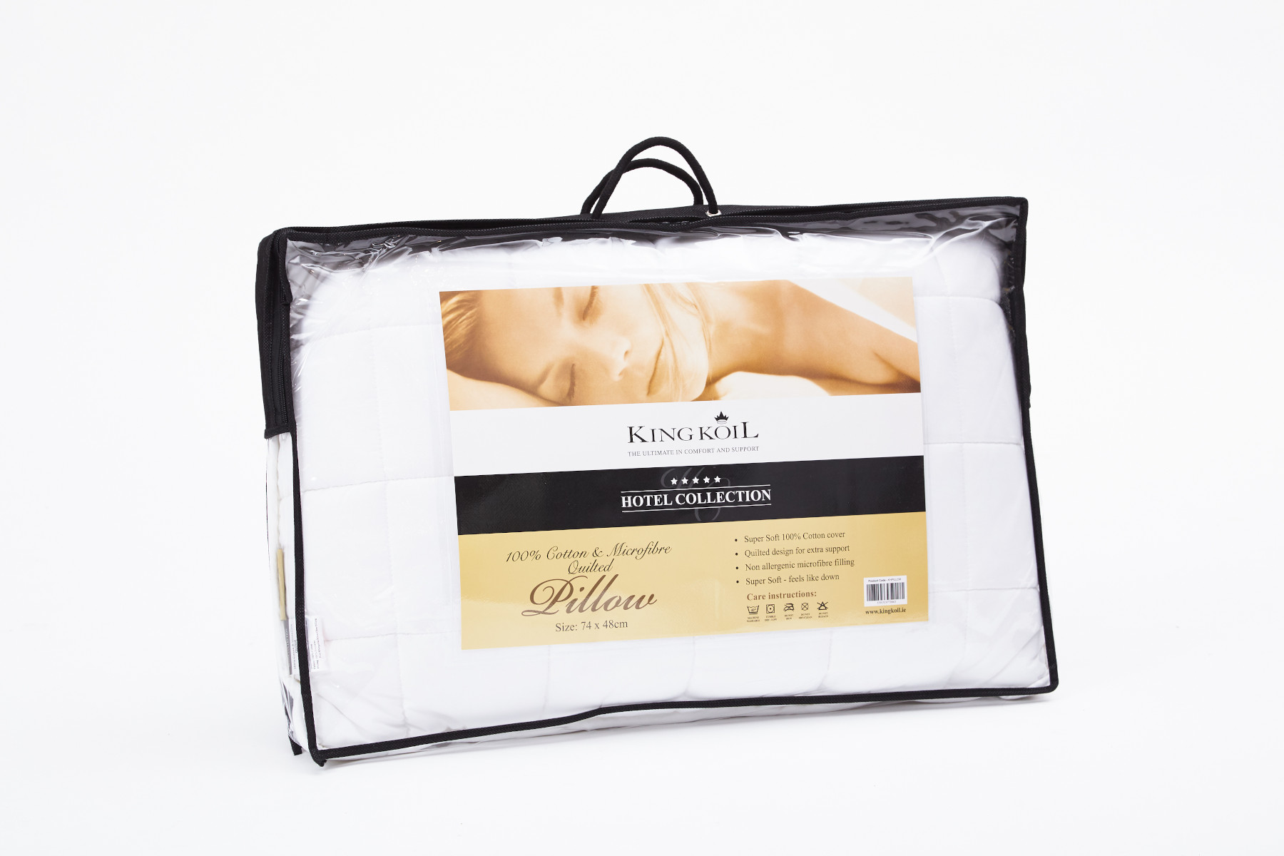 King Koil Hotel Micro Fibre Pillow