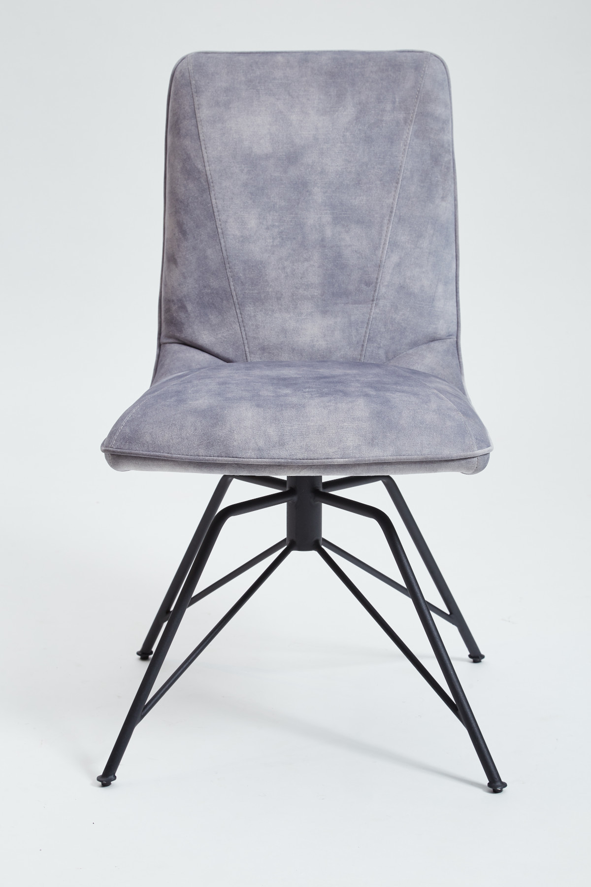 Carter Grey Dining Chair