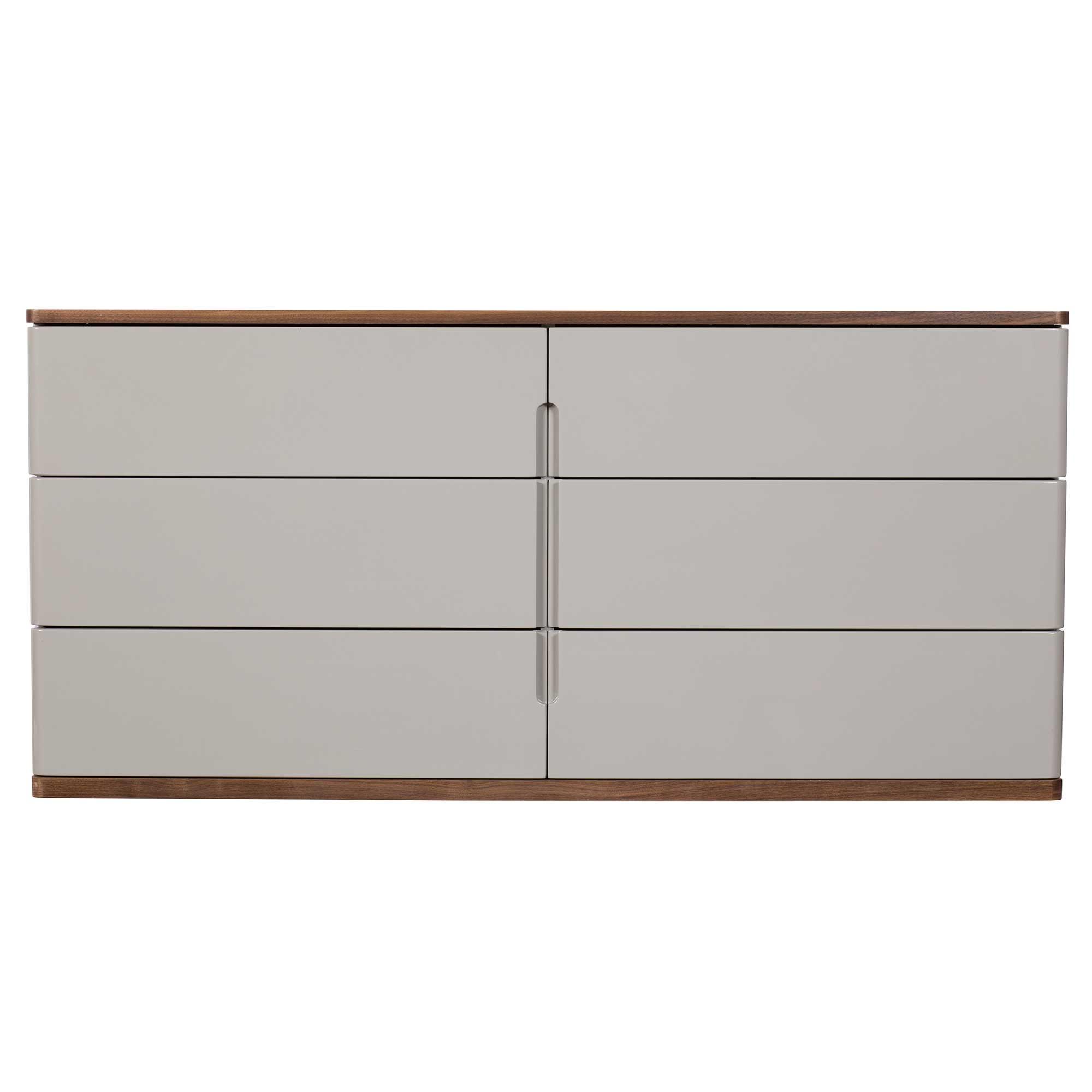 Hunter 6 Drawer Wide Chest