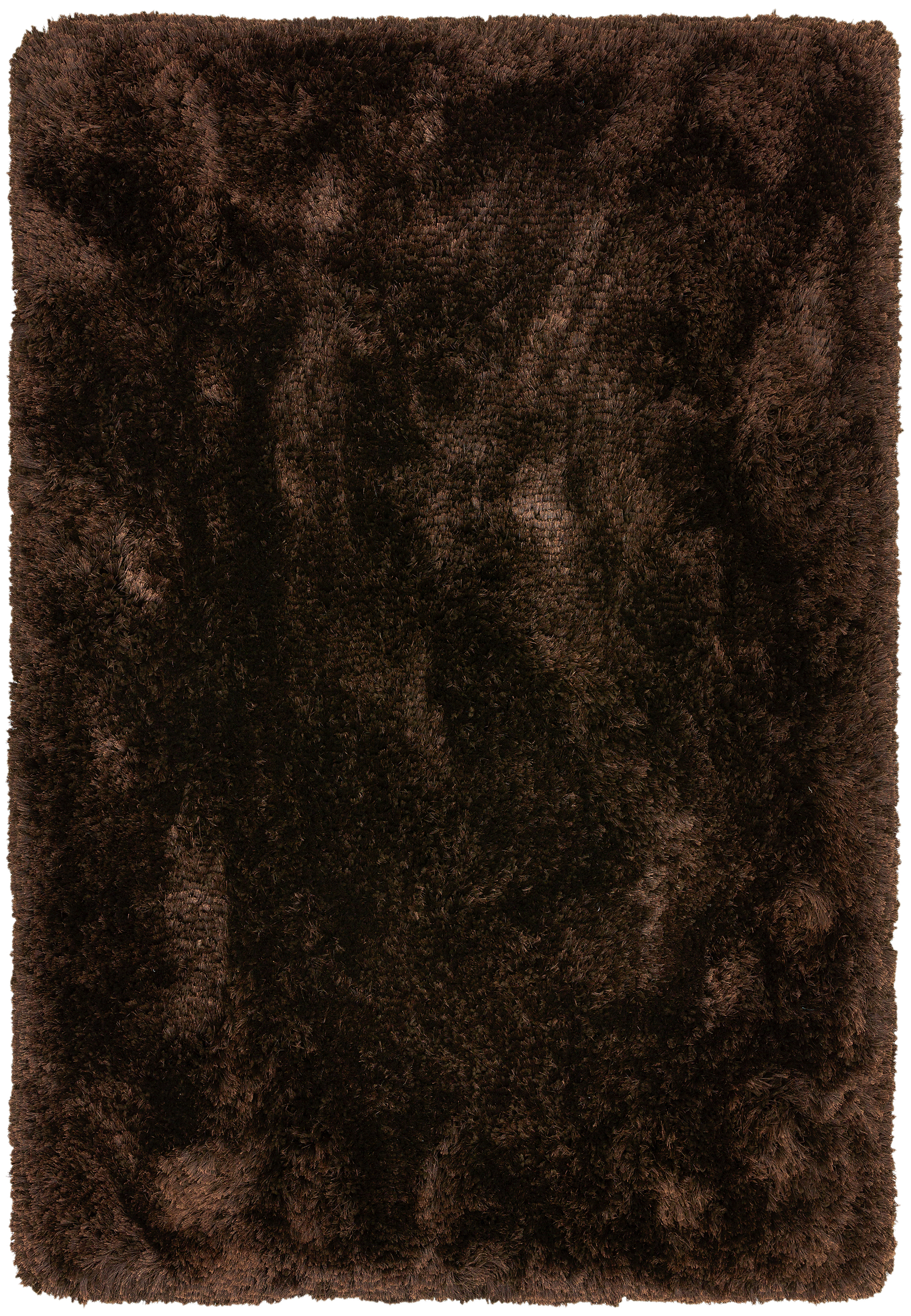 Plush Rug Dark Chocolate