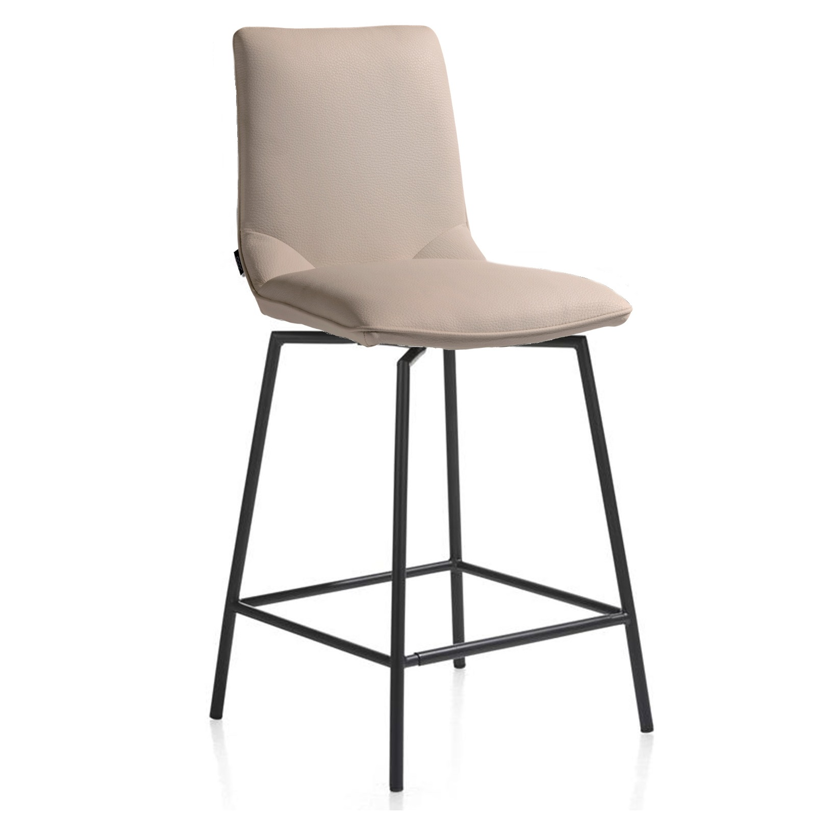 Davy Bar Stool Taupe
