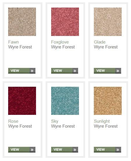 Wyre Forest Range