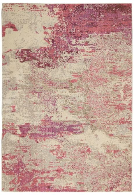 Celestial Rug CES02 Ivory Pink